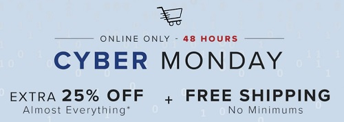 Coupon for: Linen Chest Canada: Shop Cyber Monday Sale