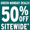 Coupon for: Enjoy The Body Shop Canada Green Monday Deals