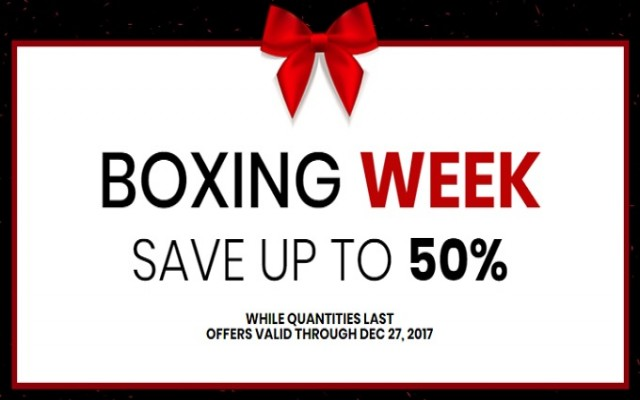 Coupon for: Enjoy shopping during Lowe's Canada Boxing Week Sale