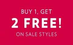 Coupon for: Reitmans Canada Sale: Buy 1, get 2 free on sale styles