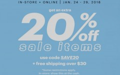 Coupon for: SALE on SALE at Ardene Canada Sale