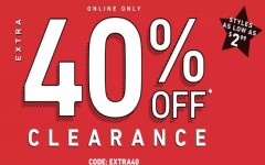 Coupon for: Forever 21 Canada Sale: Extra discount on Clearance styles + Dresses under $25