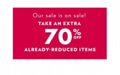 Coupon for: Sale on Sale styles at Reitmans Canada right now
