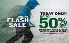 Coupon for: Atmosphere Canada 1 day FLASH Sale