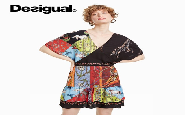 Coupon for: Desigual at QuartierDix 30 - MID SEASON SALE