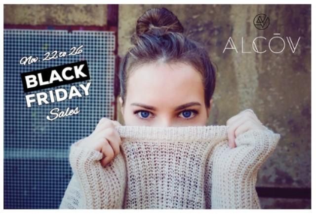 Coupon for: Alcov at Galeries de la Capitale - Black Friday!