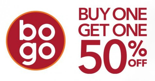 Coupon for: Payless ShoeSource - Buy One Get One 50% OFF