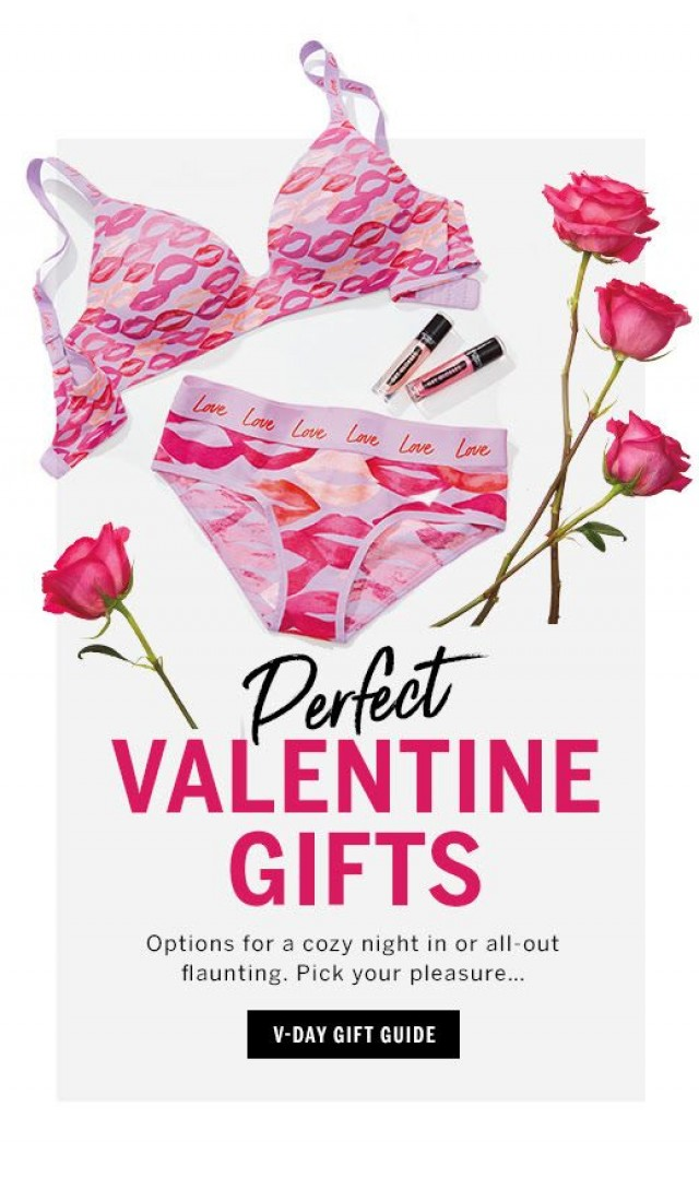 Coupon for: Valentine's Day Gift Guide - Victoria's Secret