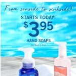 Coupon for: Bath & Body Works Canada - $3.95 Hand Soaps are making a splash!