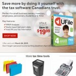 Coupon for: Staples - Tax time is a great time to save money!