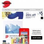 Coupon for: DeSerres - Brilliance and transparency!