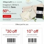 Coupon for: Staples/Bureau en Gros - Only 3 days left to get 50% OFF + a COUPON!