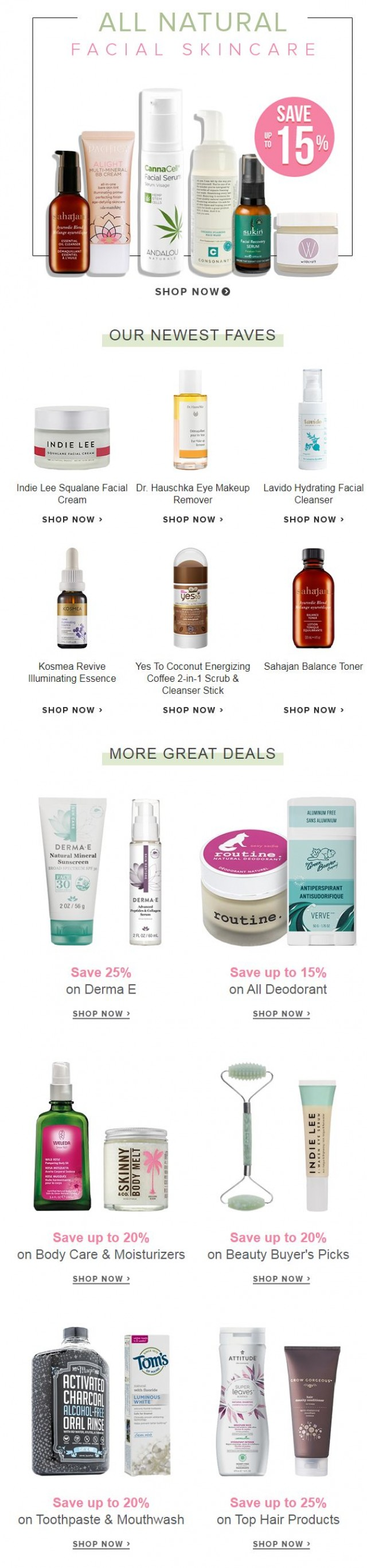 Coupon for: Well.ca - New Season = New Skincare Routine! Savings & Tips for Spring Skincare