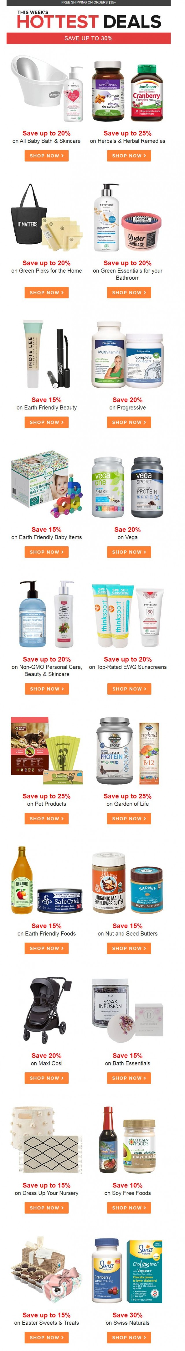 Coupon for: Well.ca - This Hottest deals