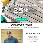 Coupon for: G.H. Bass & Co. Factory Outlet - Take an Extra 25% Off Your Order