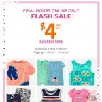 Coupon for: Carter's - FINAL HOURS! $4 and up!
