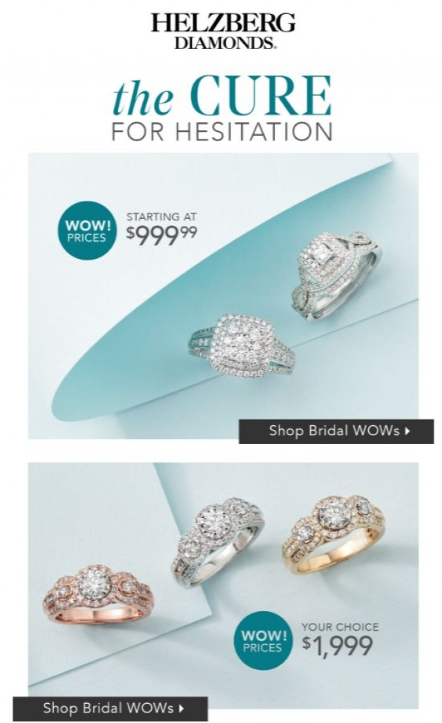 Coupon for: Helzberg Diamonds - Big Decision? We'll Help.