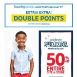 Coupon for: OshKosh B'gosh - Stars, stripes & 50% off everything!