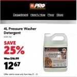 Coupon for: Home Hardware Pro - Offers to sweep any PRO off their feet