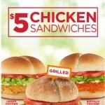 Coupon for: Harvey's Restaurants - Guess what's $5