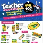 Coupon for: Samko & Miko Toys -  Calling ALL Teachers – Join us Aug 28 & 29 for an In-Store Special