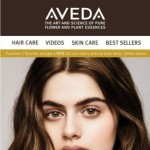 Coupon for: Aveda - Summer to fall beauty transition + Free full-size cherry almond