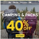 Coupon for: Atmosphere - This Week's Top Deals On Camping, Packs & More