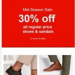 Coupon for: ALDO - You can't miss this...