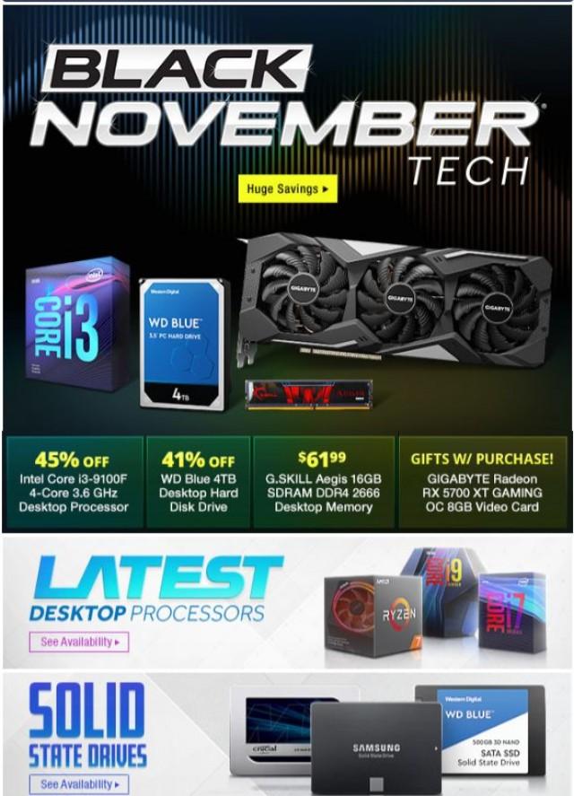 Coupon for: Newegg - Save Big on Tech: $61.99 G.SKILL Aegis 16GB Memory