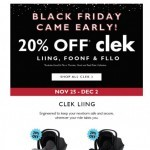 Coupon for: Snuggle Bugz - Let the Savings Begin! 20% off Cleak Car Seats & Accessories Starts Now!