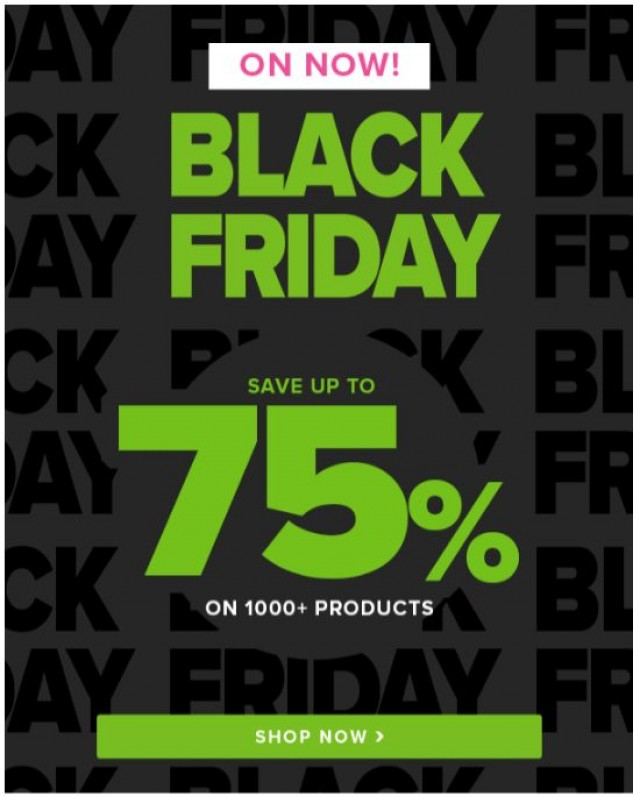 Coupon for: Well.ca - BLACK FRIDAY STARTS NOW