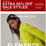Coupon for: Banana Republic - How to bundle up in 2020