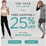 Coupon for: Jockey - 25% OFF + FREE shipping
