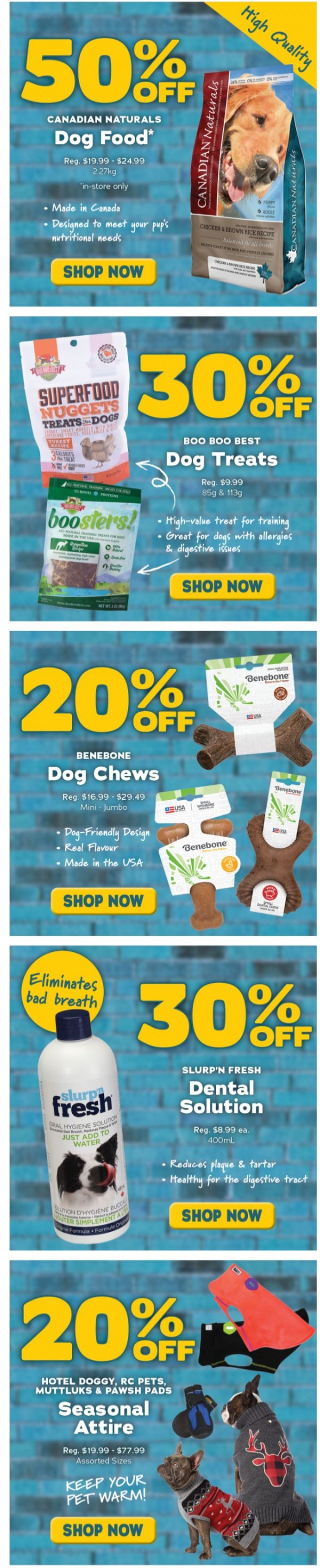Coupon for: Ren's Pets - Up to 50% OFF Inside!