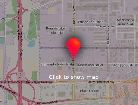 Map of SmartCentres Aurora (S) Shopping Centre location