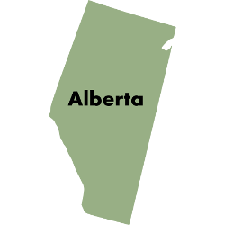 Second Cup stores in Alberta