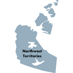 Co-op stores in Northwest Territories