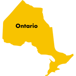 Second Cup stores in Ontario
