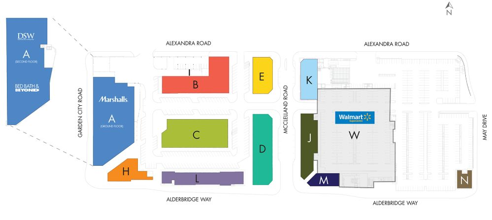 Mall Map : View Mall Plan