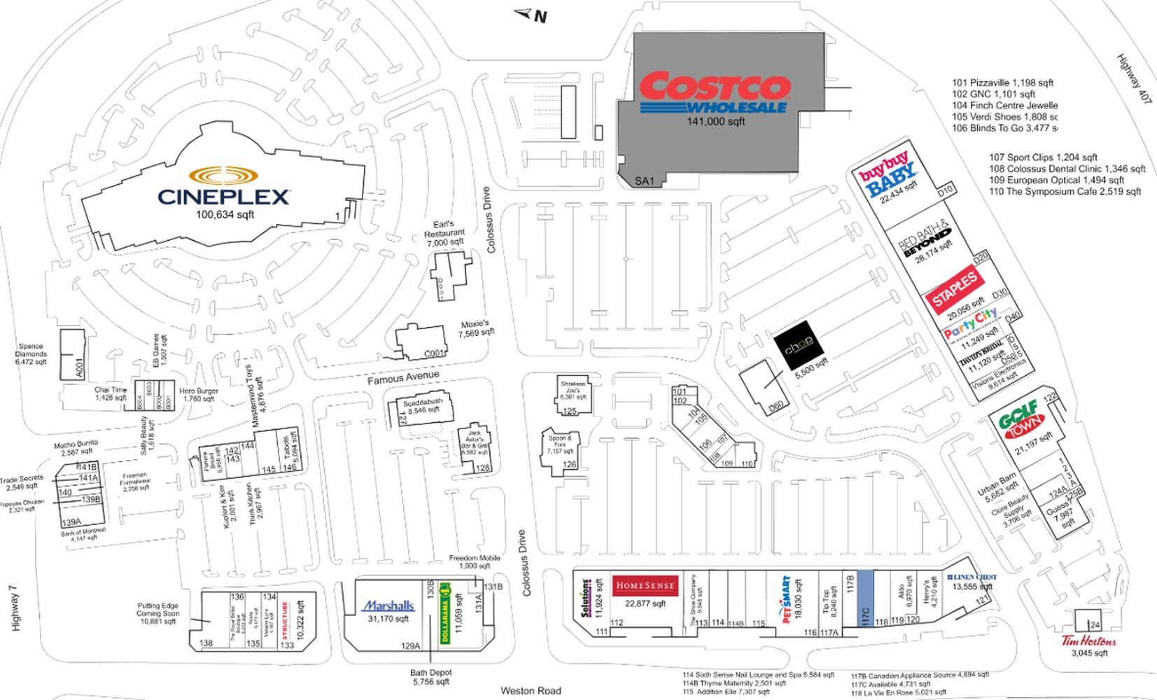 59f900de9 Colossus Centre in Woodbridge