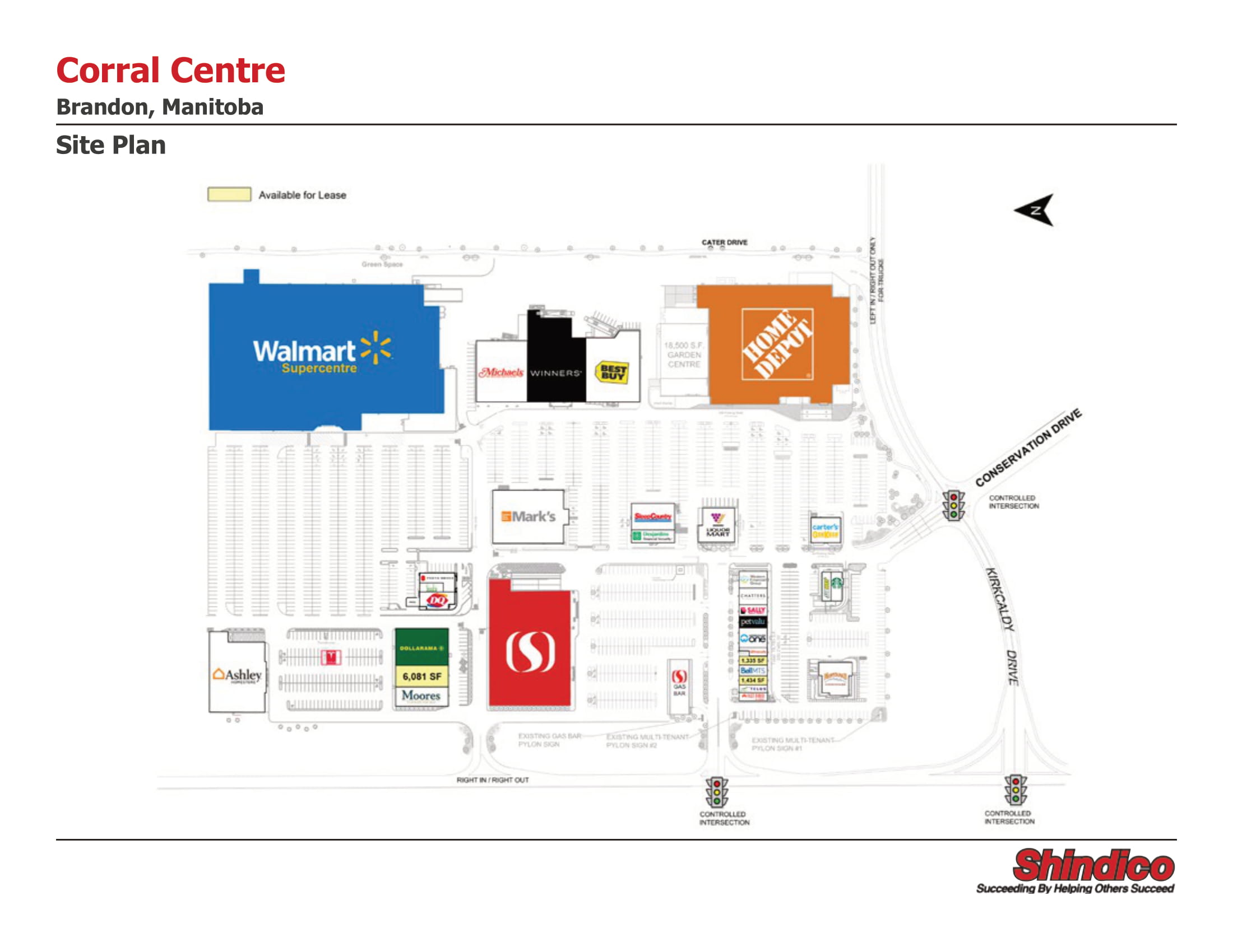 Gps Phone Locator >> Corral Centre in Brandon, Manitoba - 43 Stores, Hours, Location | Shopping Canada