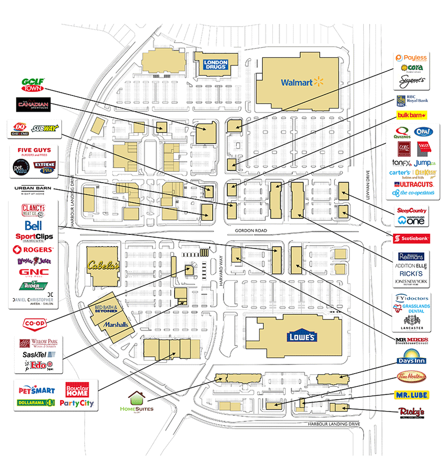 Grasslands Regional Shopping Centre In Richardson Saskatchewan 77 Stores Hours Location Shopping Canada