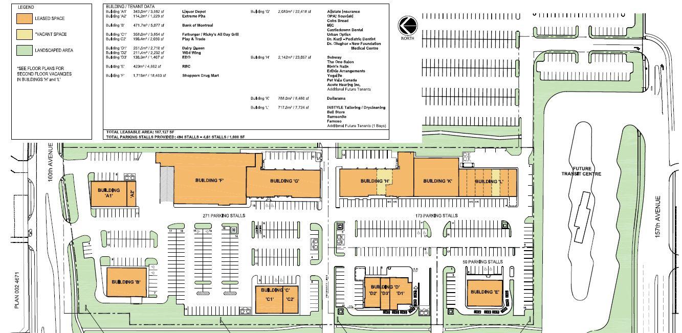Namao Centre In Edmonton Alberta 51 Stores Location