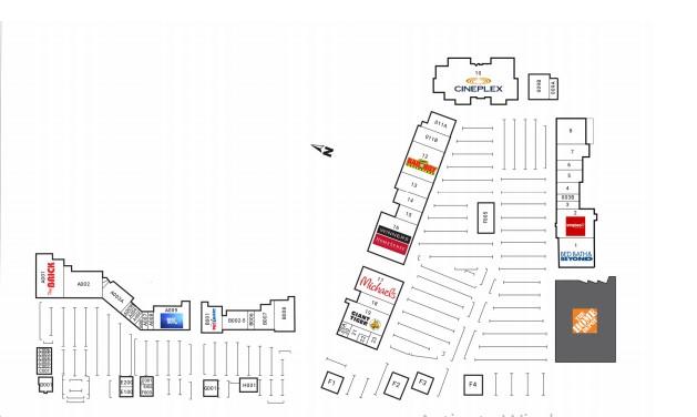 RioCan Centre Kingston in Kingston, Ontario - 54 stores - (location ...