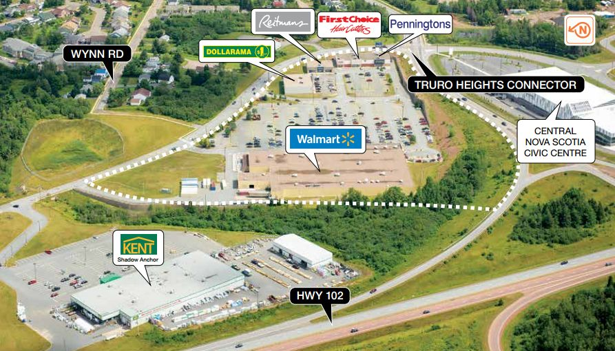 Truro Nova Scotia >> Truro Shopping Centre In Truro Nova Scotia 12 Stores Hours