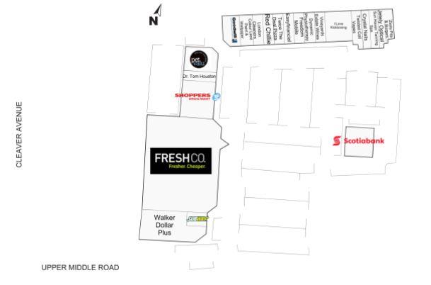 Freshco  in Walker Place (Burlington, Ontario ON L7M 4C6