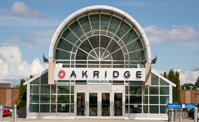 Image for article: Groundbreaking Redevelopment Of Oakridge Centre Vancouver