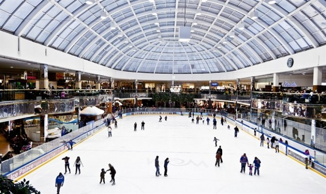 Image for article: Have Fun At West Edmonton Mall This Winter