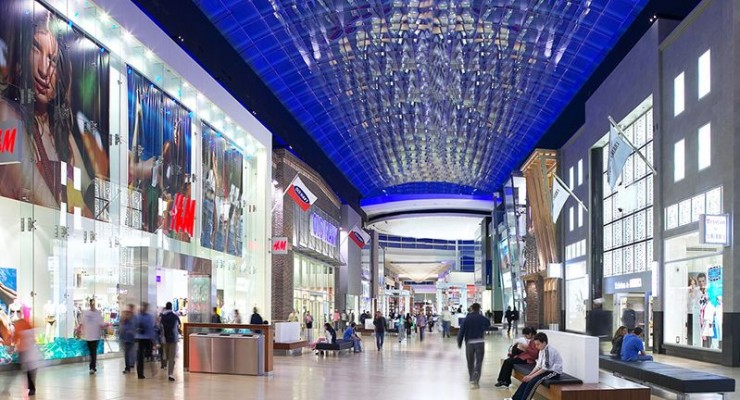 Image for article: The Best Malls in Canada for Indoor Shopping
