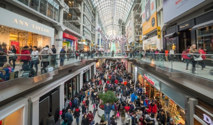 Image for article: The Best Malls in Toronto